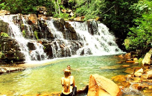 Cachoeira do Vai Quem Quer